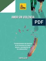 Cartilla 6 Amor Sin Violencia