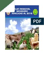 Plan Regionalganadero Ayacucho Al 2015