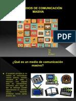 Los Medios de Comunicaciones Masiva_P