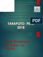 Microbiota en Todos Los Tejidos