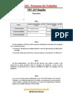 100 DICAS - Processo Do Trabalho - Elisson