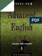 Focus on Advanced English CAE SB
