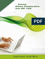 Apostila Matematica Financeira Com Hp 12c