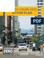 Denver Vision Zero Action Plan