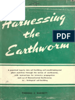 Harnessing the Earthworm