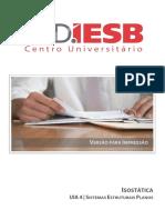 Porticos Isostaticos resumen