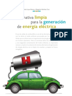 Alternativas de generacion limpia