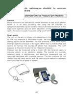 Medical Equipment PPM Checklist
