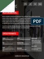 Conteudo Programatico - Solidworks Nivel i