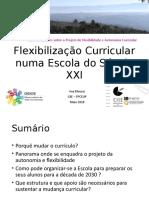 flexibilização curricular para uma escola do sec.xxi final