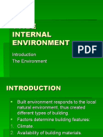 0. Introduction - The Environment