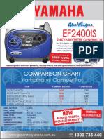 Yamaha Inverter Flyer_EF2400IS