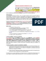 Contrato Mariategui