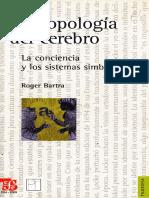 Antropología del cerebro - Roger Bartra.pdf