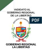 Candidatos Al Gobierno Regional de La Libertad