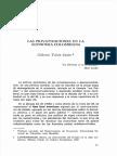 Tobón Sanín, Giblerto. Las Privatizaciones en La Economía Colombiana