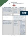 restorative circle documentation log