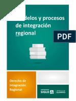 1a.modelos y Procesos de Integración Regional