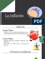 La Inflacion 2