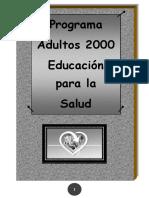 Guìa de Estudio de Ed Para La Salud Para Imprimir (Julio 2016)