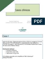 Taller de Interacciones Farmacologicas Con Los Tratamientos Retrovirales - Casos Clinicos