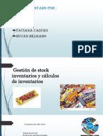 Gestion Stock Inventario