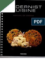 Moderna - Modernist Cuisine - Manual de Cocina - Taschen.pdf