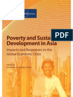 Poverty and Sustainable Development in Asia