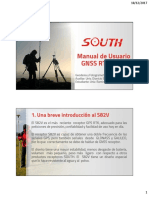 Manual de Usuario GNSS RTK S82V