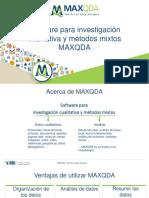 MAXQDA 2018 Introduction ES
