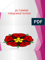 Bogo Calabat Integrated Shool