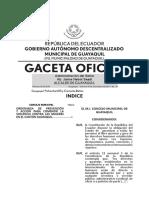Ordenanza violencia mujer guayaquil