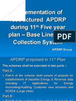 NTPC Implementation of APDRP-II