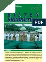 Bilten Srebrenica, broj 35, Udruženje Građana Žene Srebrenice