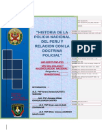 Monografia Policia Nacional Del Peru Now