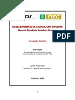 As Dez Bandeiras Da Cajucultura Do Ceará