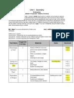 plc math curriculum