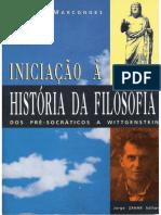 MARCONDES, Danilo. Introdução à história da filosofia.pdf