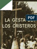 Saenz Alfredo - La Nave y las tempestades. Tomo 12 -La gesta de los cristeros.pdf