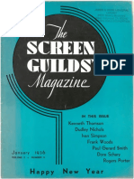 Screen Guilds Mag V2 NO11 January 1936