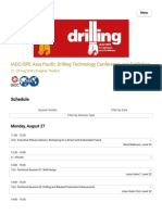 Agenda - IADC_SPE Asia Pacific Drilling Technology Conference and Exhibition - SPE.org