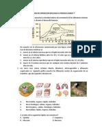 Evaluacion Recuperacion Biologia IV Periodo Grado 7