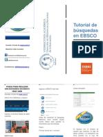 Tutorial Búsquedas en EBSCO
