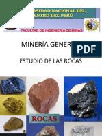 Estudio de Rocas
