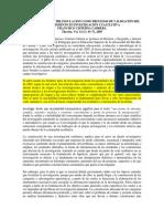CATEGORIZACIÓN Y TRIANGULACIÓN COMO PROCESOS DE VALIDACIÓN