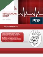 Resiko Kesehatan, Kecelakaan Mobil & Kecelakaan Kerja