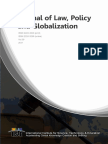 Overview of Current Lagislation F & H