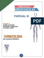 Extenso Farmacologia Del s.cardiovascular
