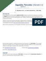 2dos Parciales (Álgebra I) (FDX Maths - Versión 1.1)