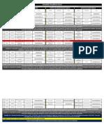Calendário Dos Cursos de Especialização_Completo